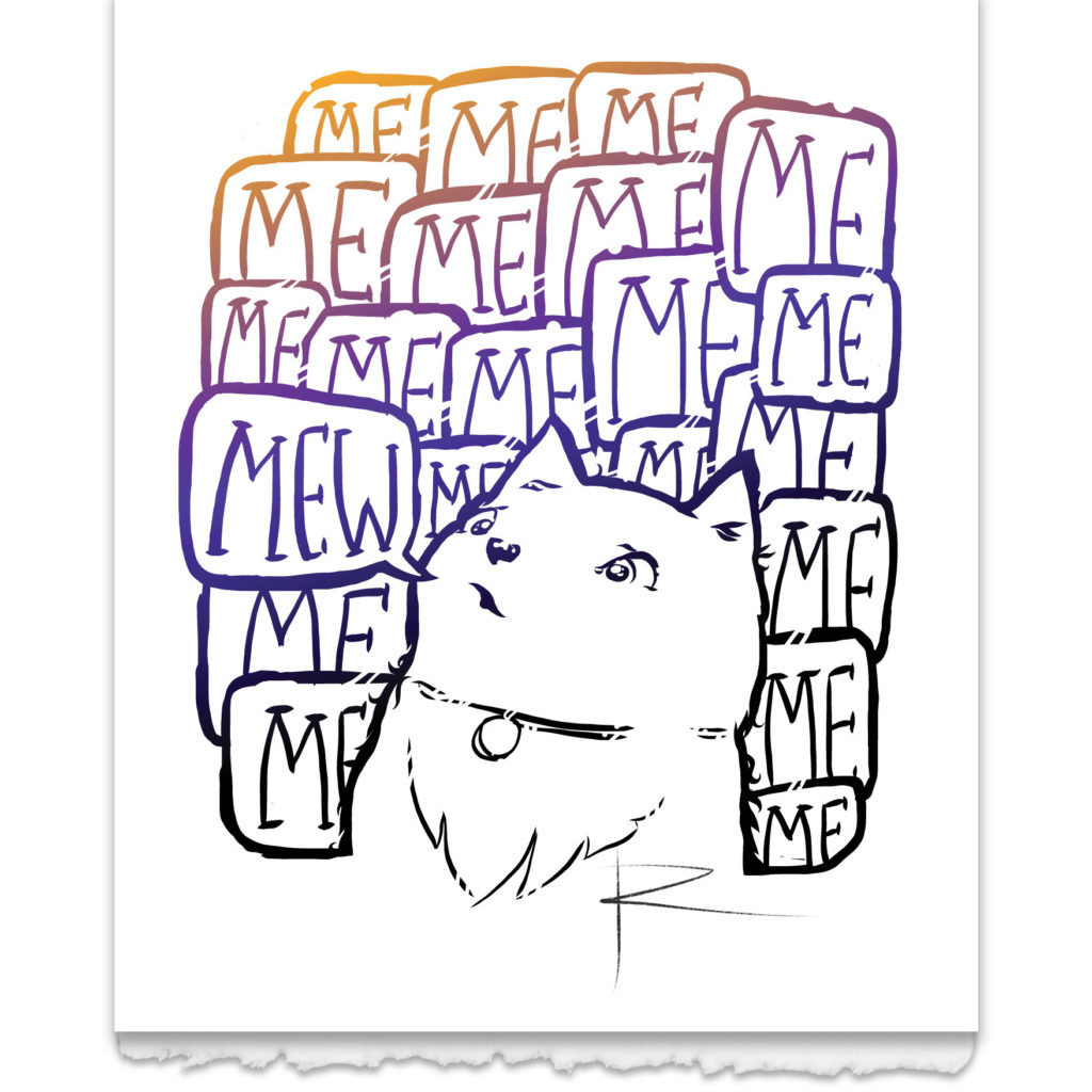 It's Not Me It's Mew.